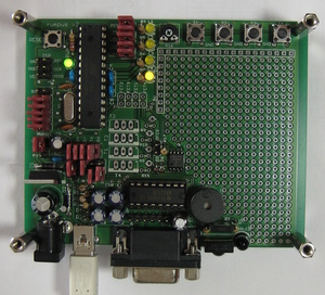 Lochraster do it yourself electronic projects projects on lochraster solutioingenieria Gallery